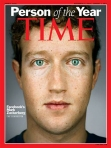 Mark Zuckerberg TIME Person of the Year 2010