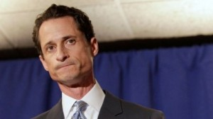 Rep Anthony Weiner courtesy Reuters