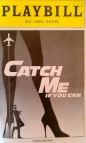 Catch Me If You Can Playbill